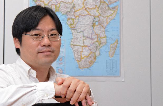 日本植物燃料社長 合田真氏