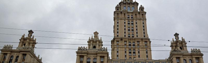 クトゥーゾフの窓から