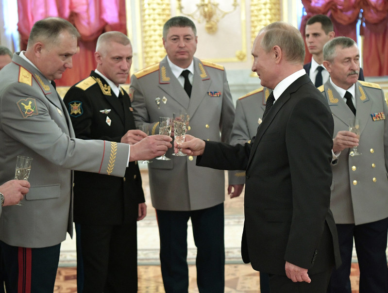 Putin: Russia's new weapons will be unrivaled everywhere