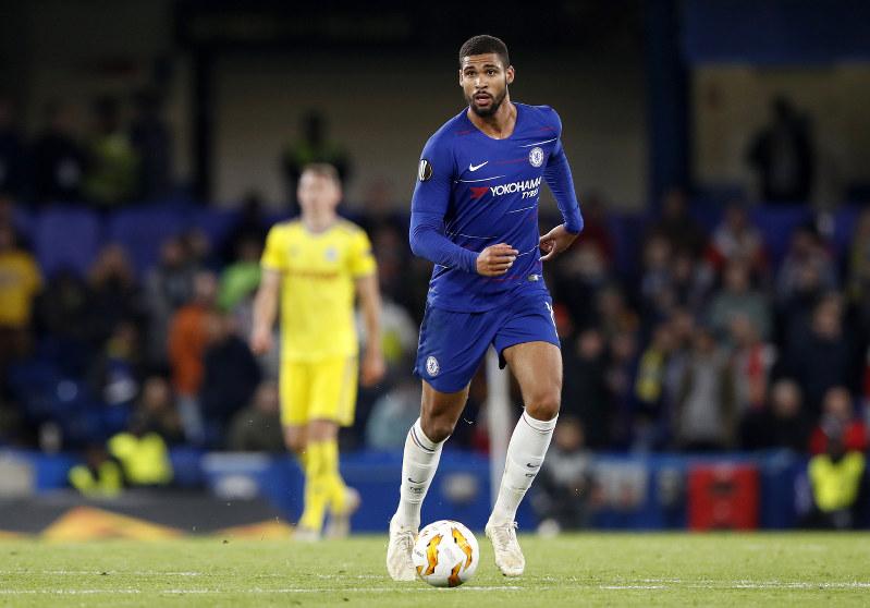 Chelsea boss Maurizio Sarri says Ruben Loftus-Cheek must improve