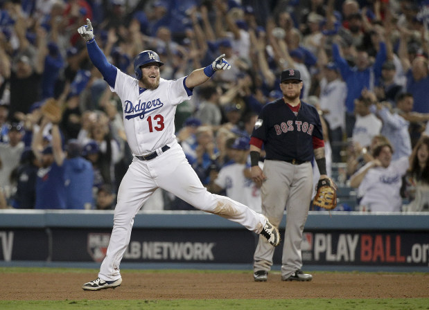 MLB: In longest World Series game, Dodgers outlast Red Sox in 18