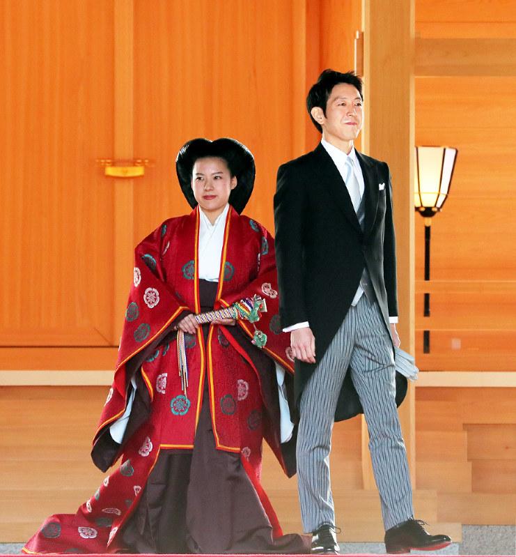 皇室:絢子さま「何と幸せなことなんだろう」 - 毎日新聞