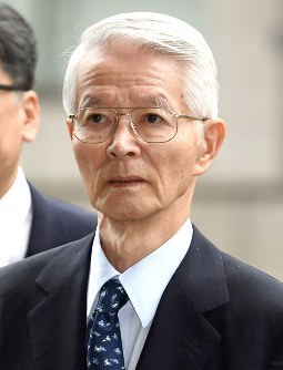 Former TEPCO chairman Tsunehisa Katsumata (Mainichi/Kimi Takeuchi)