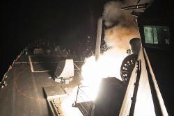 トマホークは海上艦には配備 米国防総省提供