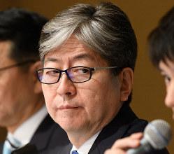松本大 マネックスグループ社長(Bloomberg)