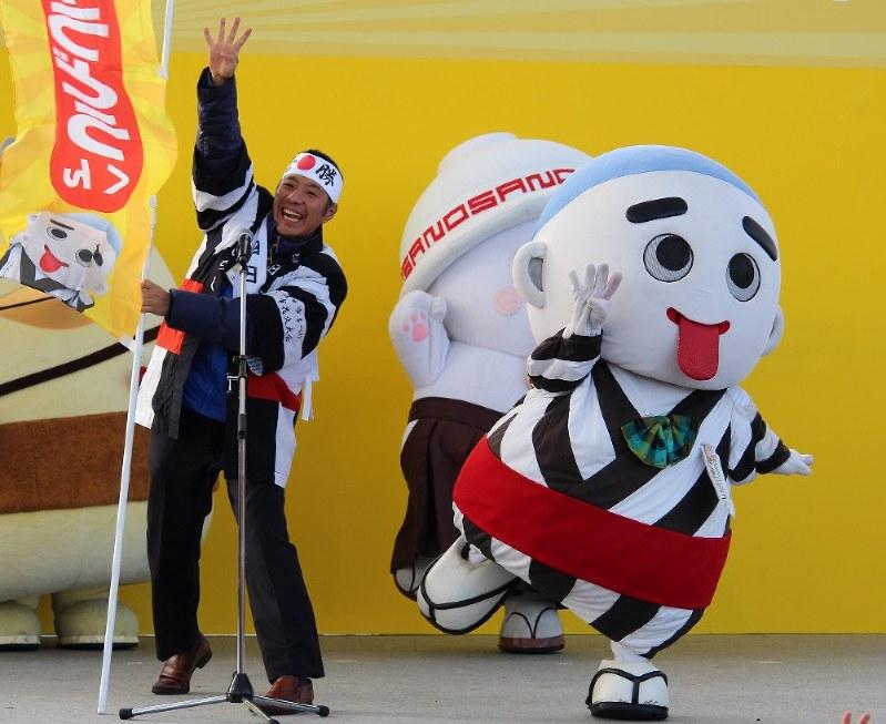 【三重】<ゆるキャラGP2018>「こにゅうどうくん」をグランプリに…四日市市が市職員を動員して組織票 市長号令 フリメでID大量取得