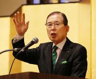 ながもり・しげのぶ 1944年京都府生まれ。67年職業訓練大学校(現・職業能力開発総合大学校)電気科卒業。73年に28歳で日本電産を設立し、世界でトップの総合モーターメーカーに育て上げた。現在は代表取締役会長兼最高経営責任者(CEO)。また2018年3月からは学校法人京都学園の理事長を務める