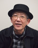 本田久作さん