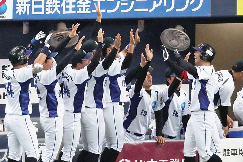 社会人野球:日本選手権 決勝 JF...