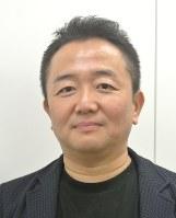 「ダウンタウンDX」チーフプロデューサー、勝田恒次さん=2018年11月5日午後0時54分、倉田陶子撮影