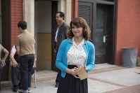 This image released by Universal Pictures shows Linda Cardellini in a scene from