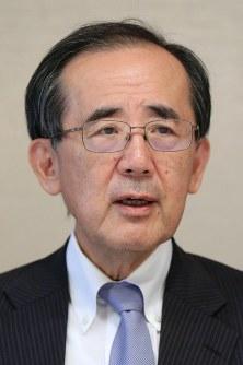 Former Bank of Japan Gov. Masaaki Shirakawa (Mainichi/Koichi Yamashita)