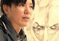「進撃の巨人」のラストシーンについて「変わる可能性もありながら描いている」と話す諫山創