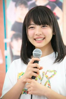 This photo provided by a group of lawyers shows Honoka Omoto, a member of the idol group Enoha Girls, who passed away from suicide this March.