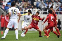 高校サッカー選手権の出場校が決定した [写真]=Etsuo Hara/Getty Images