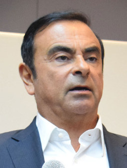 Nissan Motor Co. Chairman Carlos Ghosn is seen in this Jan. 9, 2018 file photo. (Mainichi/Kenji Shimizu)