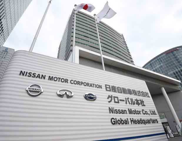 Nissan moving to fire Ghosn for financial misconduct