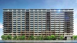 「ルネ本厚木」の外観完成予想図