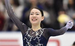 紀平梨花(16) フィギアスケート女子