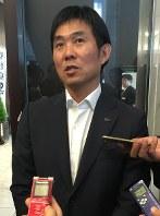 年内の試合を終えてここまでを振り返る日本代表の森保監督