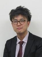 村上洋介さん=屋代尚則撮影