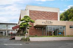 廃校を宿泊型レジャー施設に変貌させた(千葉県長南町の旧西小学校)提供:千葉銀行