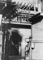 ゾルゲの日本での住居=1949年2月撮影