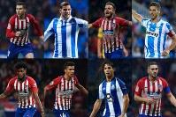 アトレティコ・マドリードの下部組織で育った選手たち [写真]=Getty Images