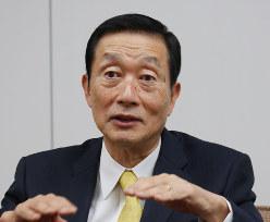 高柳浩二 ユニー・ファミリーマートホールディングス社長