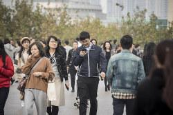 所得水準は「先進国」(上海)
