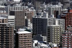 マンション販売業者にとって消費税負担が増える? Bloomberg