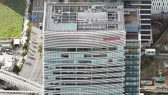 日産自動車グローバル本社=横浜市西区で2018年11月20日、渡部直樹撮影