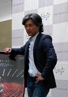 熊川哲也氏=斉藤希史子撮影