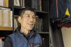 「BCスキーの銀世界は、人間のことなんか知ったこっちゃないというくらいにワイルドです」 撮影=佐々木 龍