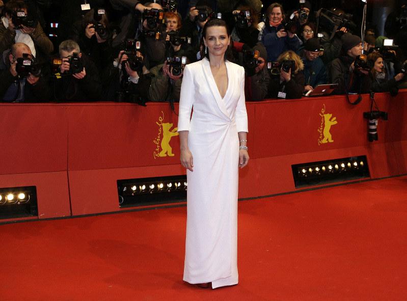 Juliette Binoche Dress