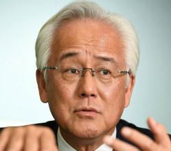 田中正明 産業革新投資機構(JIC)社長