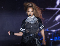 In this July 8, 2018 file photo, Janet Jackson performs at the 2018 Essence Festival in New Orleans. (Photo by Amy Harris/Invision/AP)