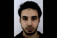 This undated file handout photo provided by the French police, shows Cherif Chekatt, the suspect in the shooting in Strasbourg, France. (French Police via AP)