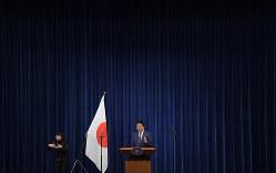 臨時国会が閉会し、記者会見した安倍晋三首相は新憲法の2020年施行を改めて表明した=首相官邸で2018年12月10日、川田雅浩撮影