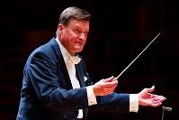 ドレスデン州立歌劇場管とシューマンの交響曲全曲演奏会を行ったティーレマン (C)堀田力丸