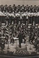 第1回東京音楽芸術祭のオープニングコンサート=東京文化会館大ホールで1978年5月9日