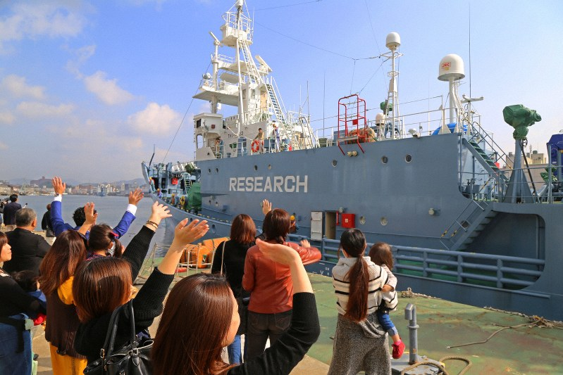 Japan to withdraw from IWC to resume whaling