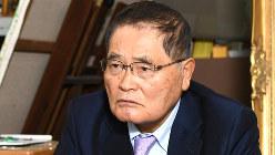 亀井静香氏=宮本明登撮影
