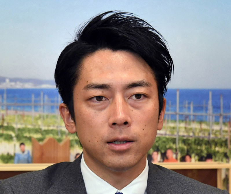 自民党 小泉進次郎厚生労働部会長