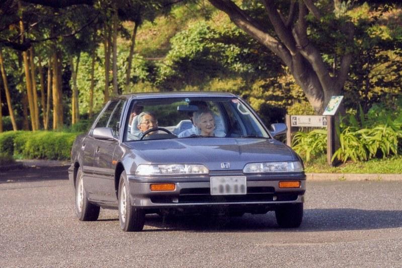 「皇太子さま 運転」の画像検索結果