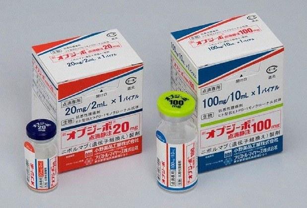 免疫チェックポイント阻害剤「オプジーボ」