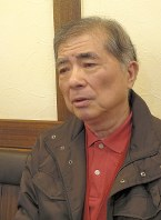 国会TVの活動を振り返る田中良紹さん=東京都大田区で2018年12月15日、青島顕撮影