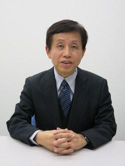 駿台教育研究所進学情報事業部の石原賢一部長
