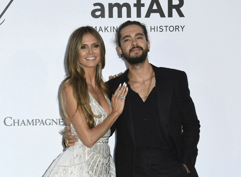Heidi Klum Gets Engaged To Musician Tom Kaulitz The Mainichi