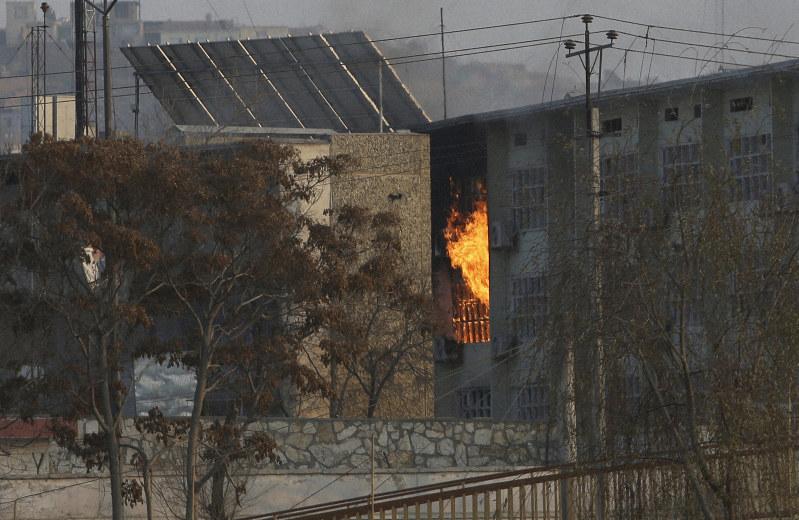 Afghanistan: 29 people killed in terror attack in Kabul